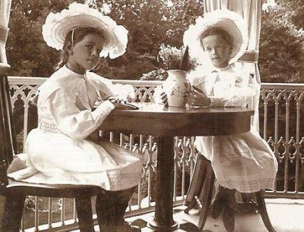 Olga and Maria.