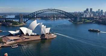 Sydney Harbour, Australie