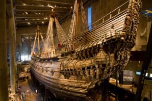 Vasa Museum, Stockholm, Zweden