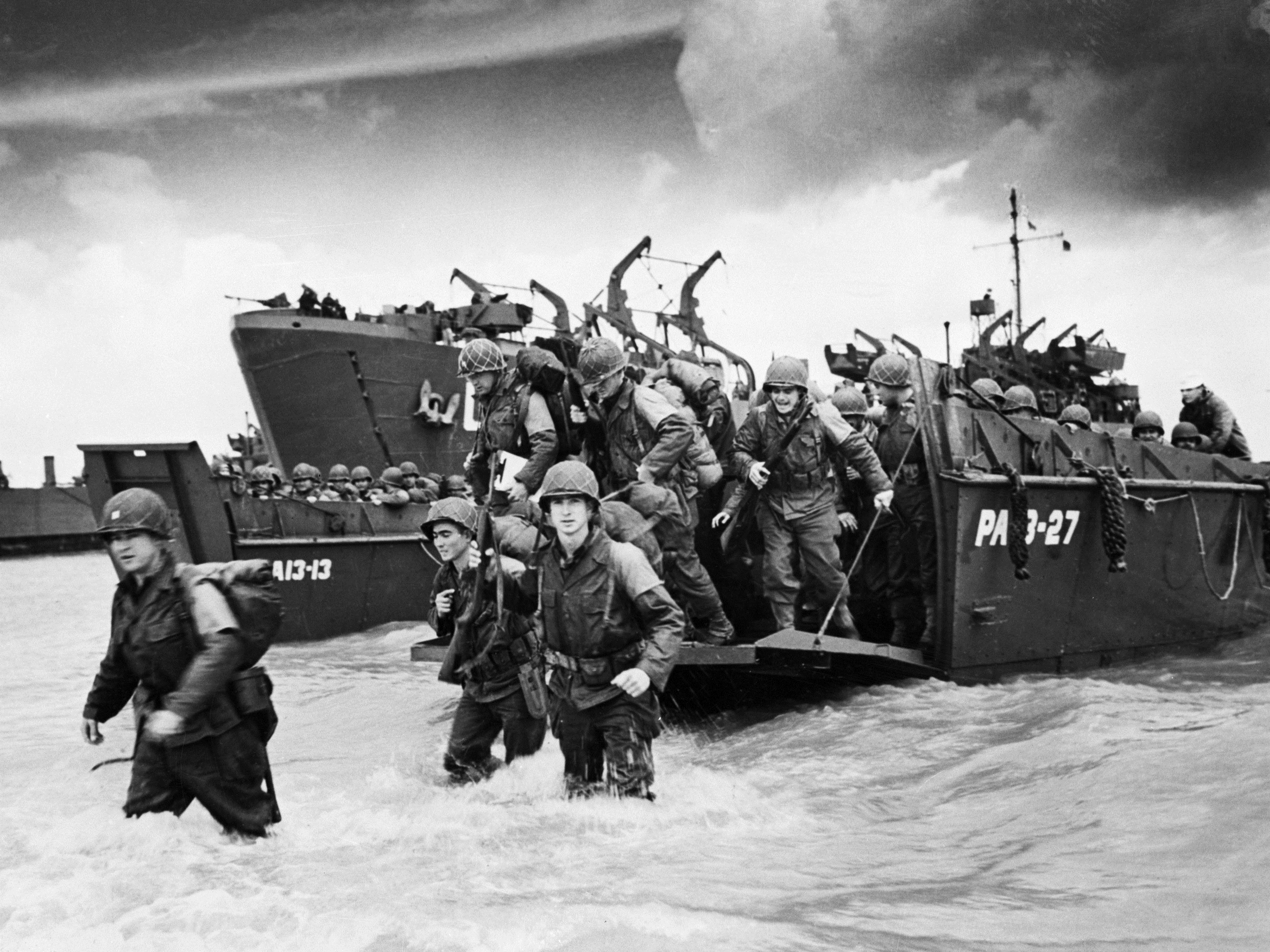 Image result for storming beaches of normandy