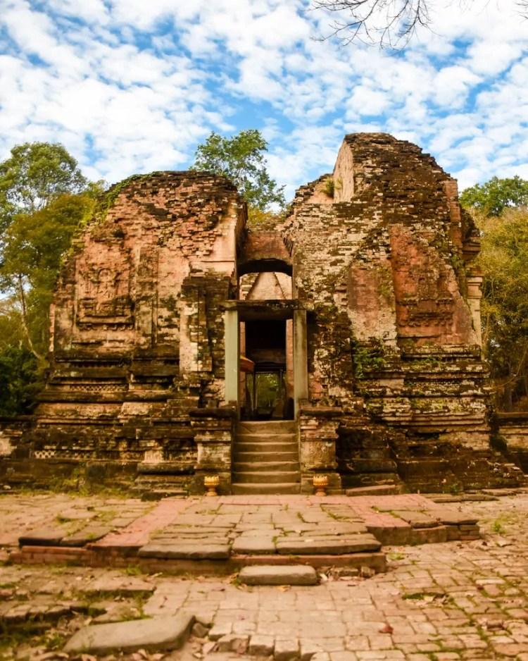 Cambodia - Sambor Prei Kuk - Day Trip from Siem Reap