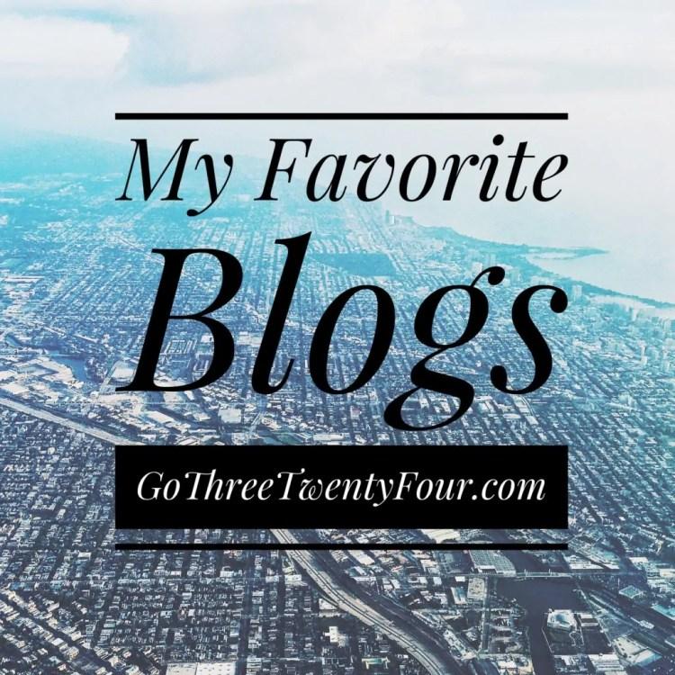 GoThreeTwentyFour.com Blogroll