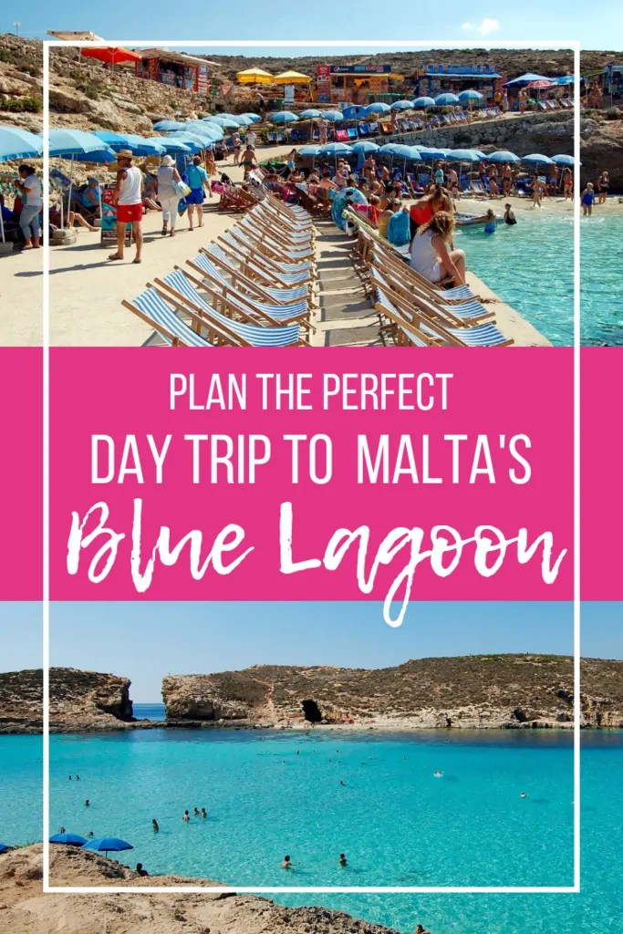 How to Have the Perfect Day Trip to Malta's Blue Lagoon