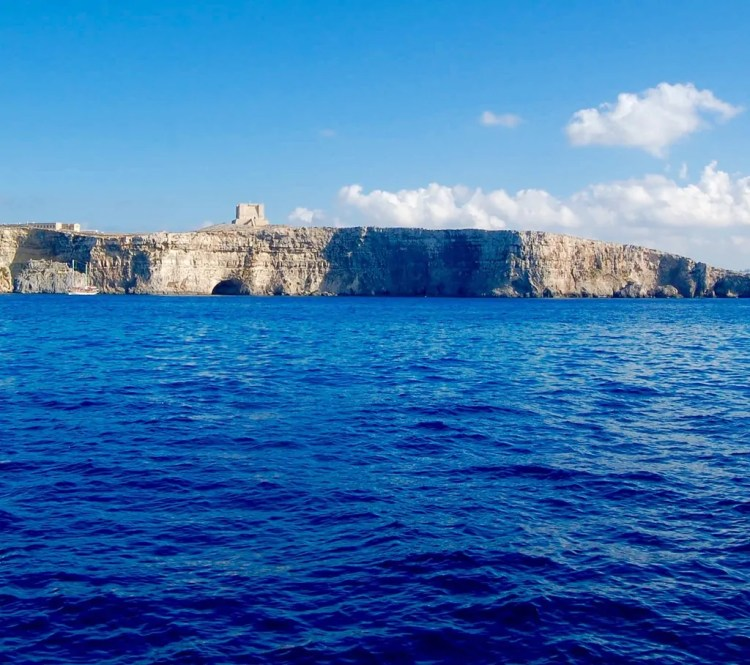 Malta - Comino - St. Mary's Tower