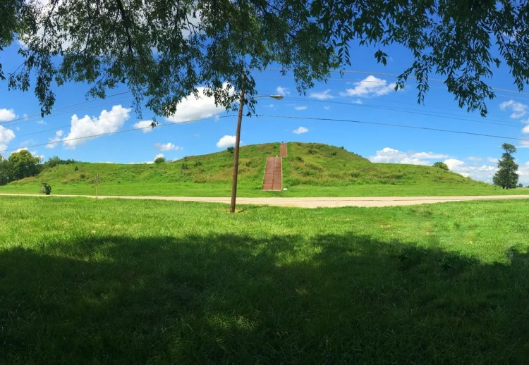 Another View of Monk's Mound