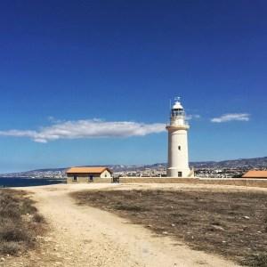 paphos lighthouse cyprus