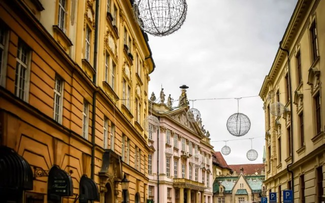 All the Pretty Buildings: A Day in Bratislava, Slovakia