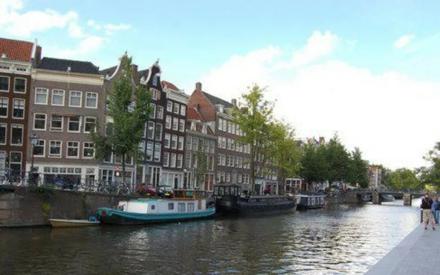 UNESCO World Heritage Site #12:  Seventeenth-Century Canal Ring Area of Amsterdam inside the Singelgracht (The Netherlands)