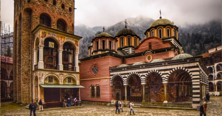 UNESCO World Heritage Site #37: Rila Monastery (Bulgaria)