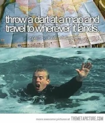 Travel Meme