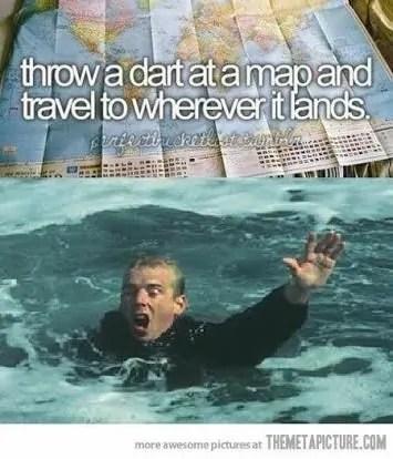 Travel Meme