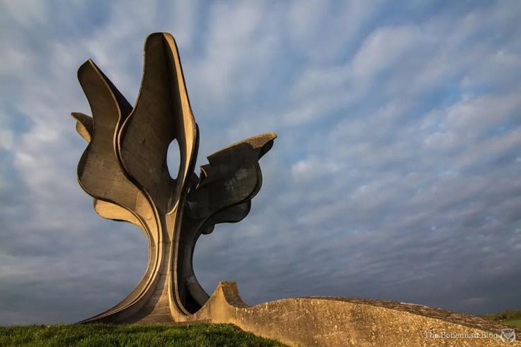 Yugoslav Spomeniks-Croatia-Jasenovac-1