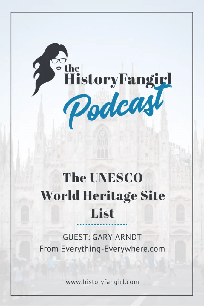 UNESCO World Heritage Site List Pinterest