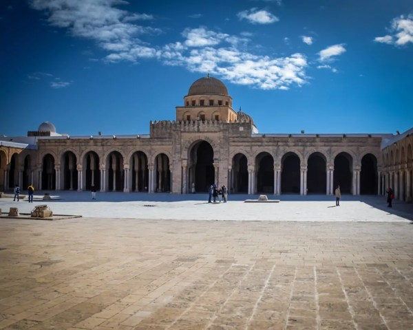 The Great Mosque of Kairouan