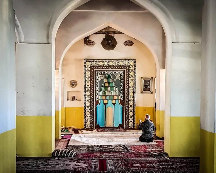 Azerbaijan - Ordubad - Mosque