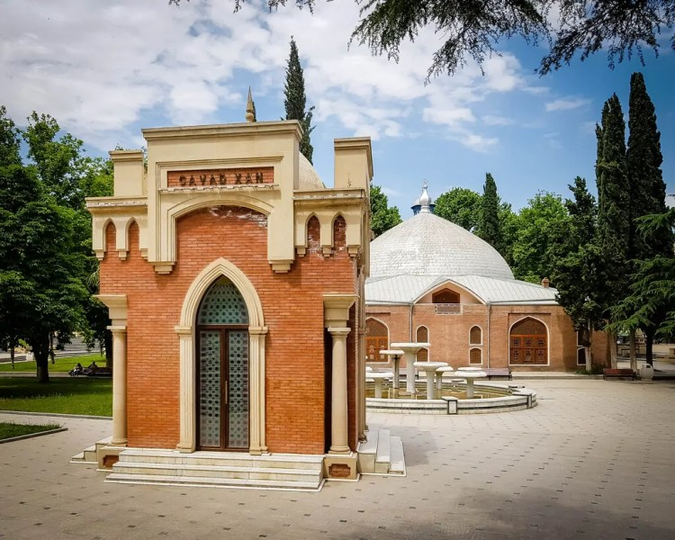 Azerbaijan - Ganja - Javad Khan Mausoleum