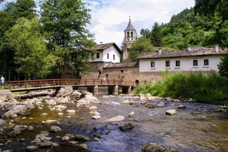 Bulgaria - Dryanovo Monastery