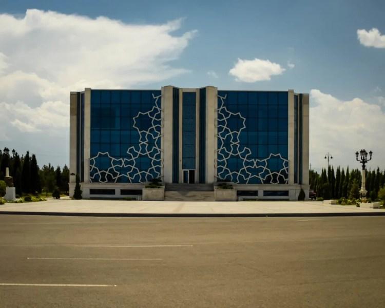 Azerbaijan - Ganja - Nizami Ganjavi Mausoleum