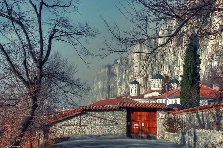 Bulgaria - Veliko Tarnovo - Holy Trinity Monastery