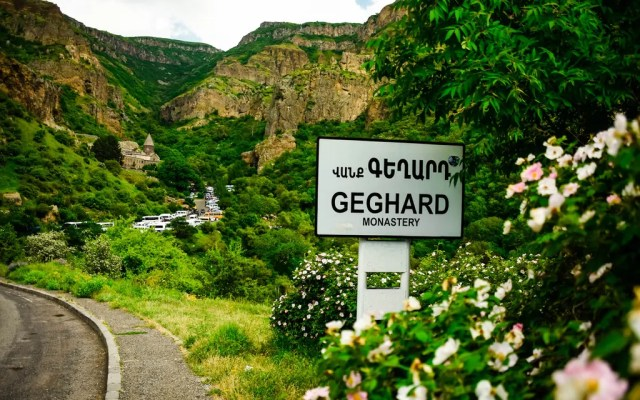Geghard Monastery: A Day Trip that turned into a Spiritual Odyssey
