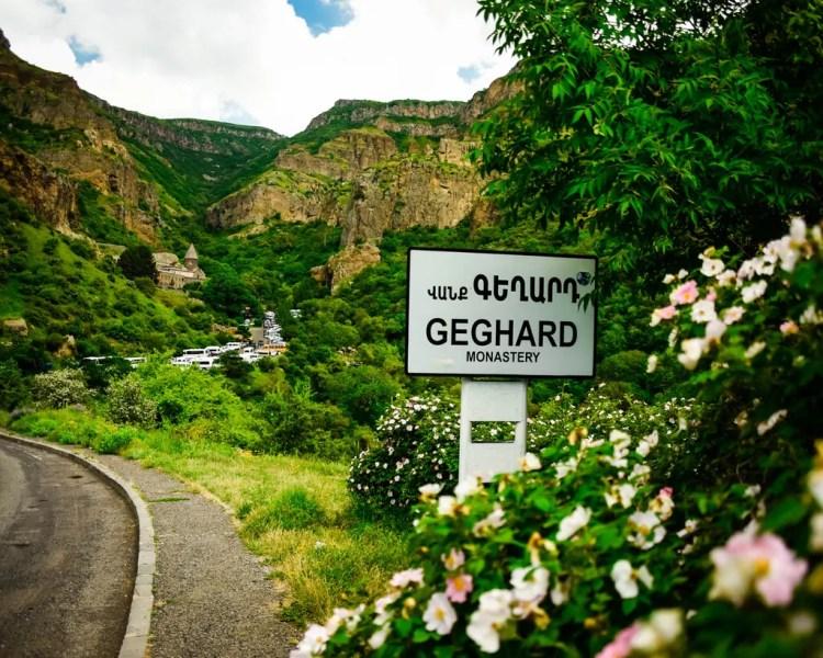 Armenia - Geghard Monastery