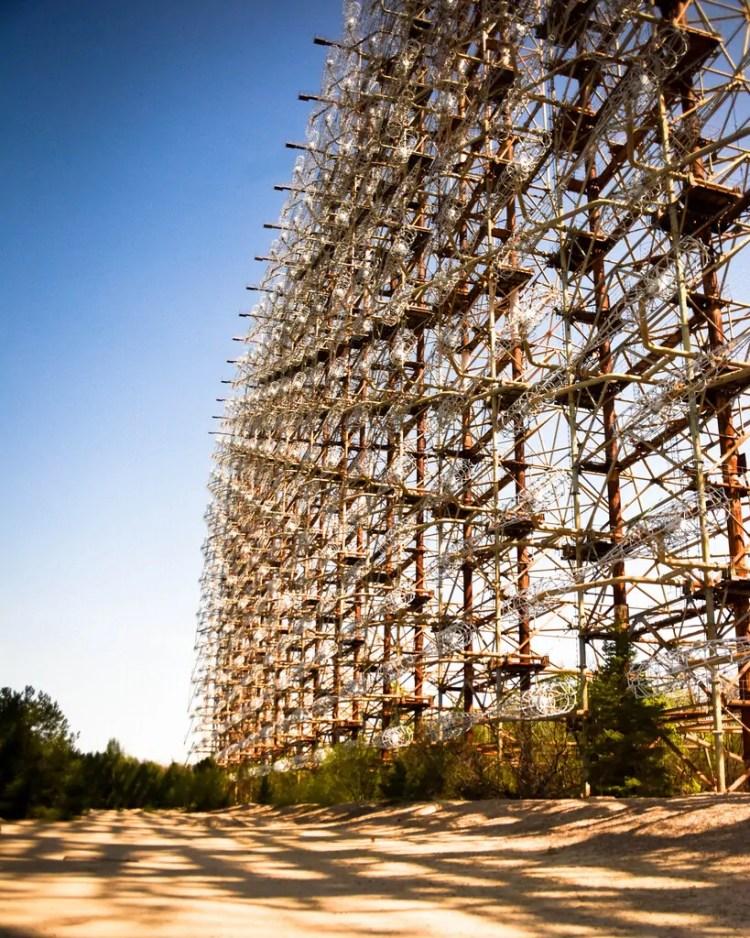 Ukraine - Chernobyl - Duga Radar