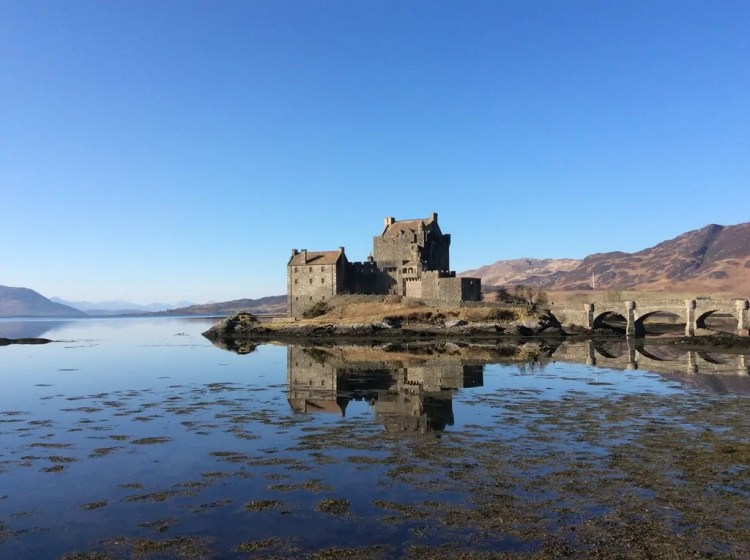 Eilean Donan Castle. Photo by Sonja Bolger. Reused with Permission