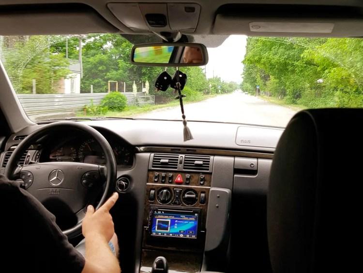Georgia - Taxi
