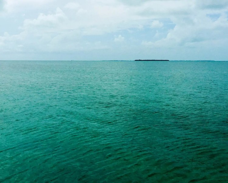 Belize - Ambergris Caye - Secret Beach in Belize