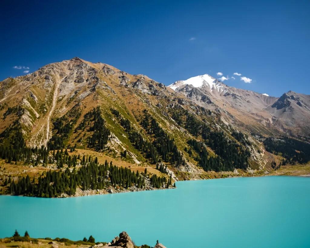 Big Almaty Lake: how to get History of the lake 12