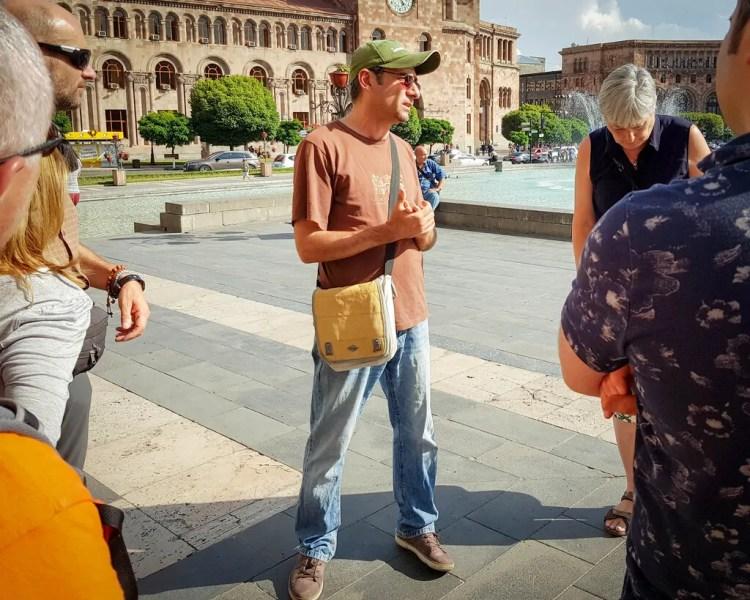 Armenia - Yerevan - Walking Tour