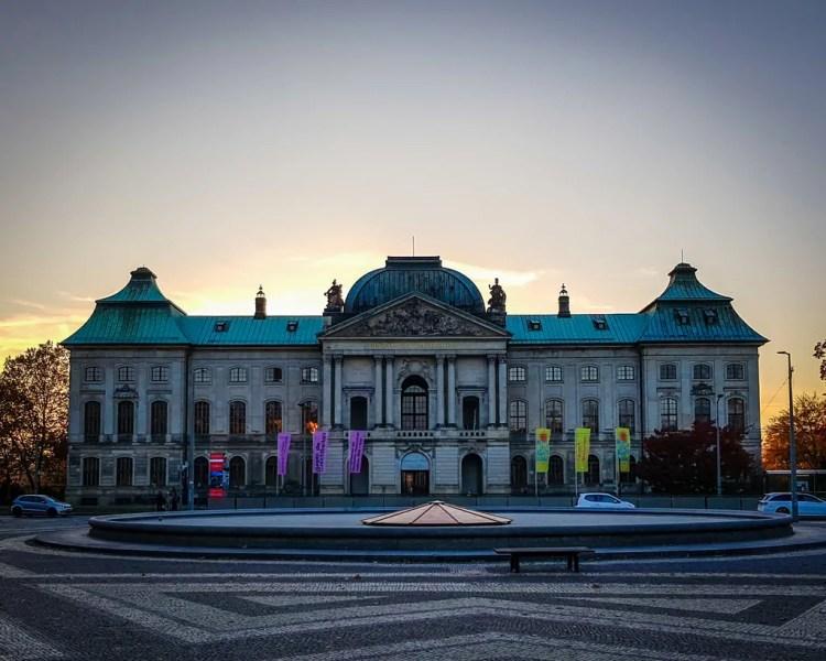 Germany - Dresden Neustadt - Japanese Palace