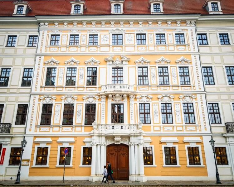 Germany - Dresden - Altstadt