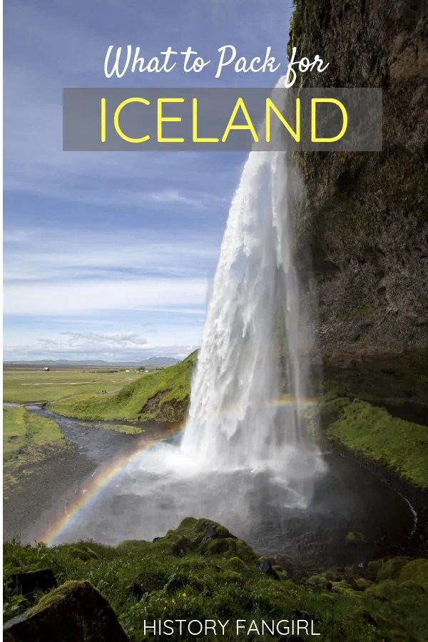 Definitive Iceland Packing List: What to Pack for Iceland for Women & Men