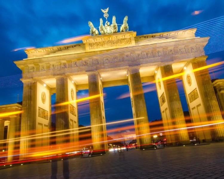 Germany - Berlin - Brandenburg Gate - Pixabay