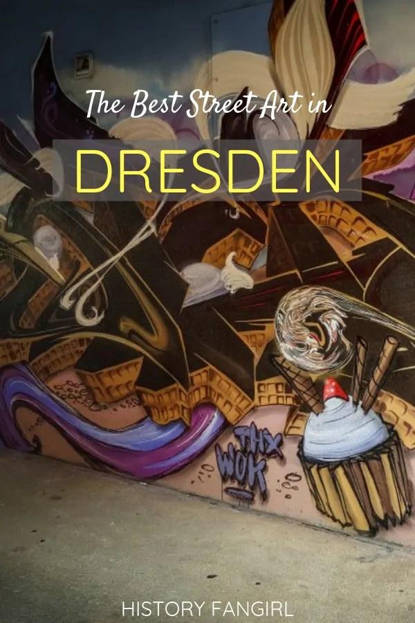 Dresden Street Art: 15 Famous Pieces and Offbeat Gems