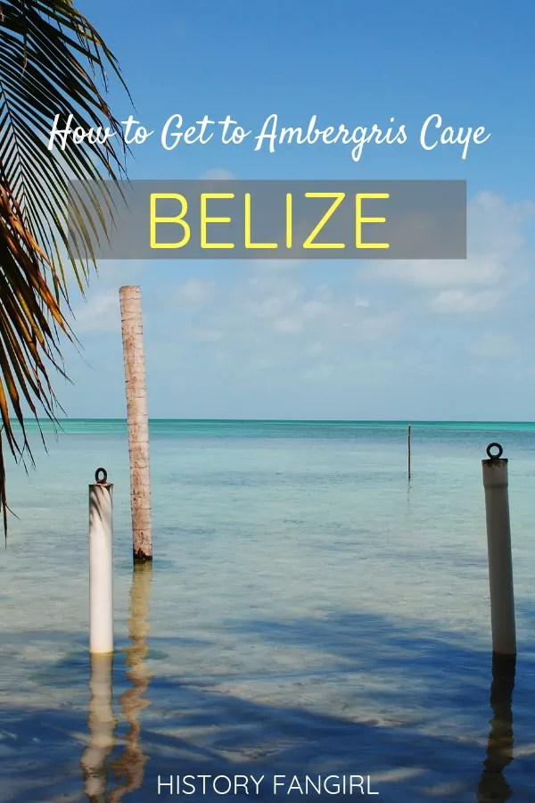 How to Get from Belize City to Ambergris Caye, Belize City to San Pedro: How to Get from the Airport to Ambergris Caye & Back