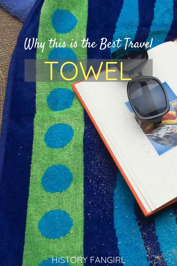 How to get the best travel towel