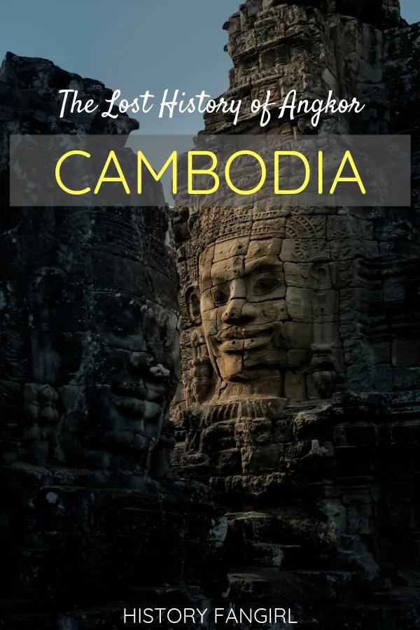 The Lost History of Angkor, Cambodia