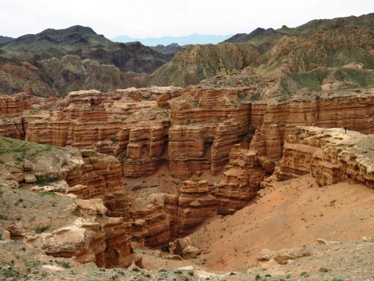 Kazakhstan - Almaty Day Trips Collab - Charyn Canyon