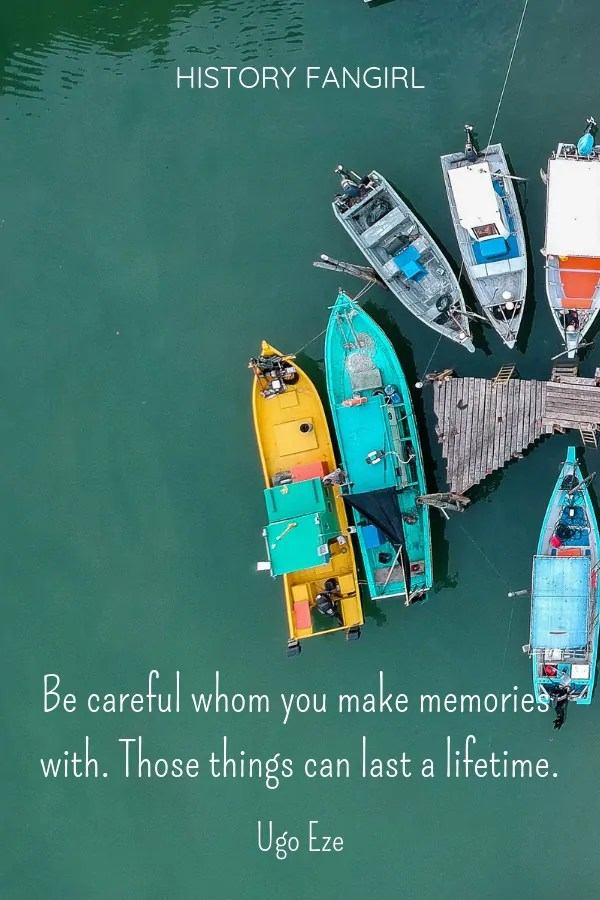 quotes about travel memory