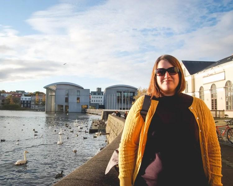 Iceland - Reykjavik - Stephanie Craig Ráðhús Reykjavíkur Town Hall