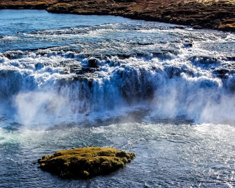 Iceland - Reykjavik - Gullfoss