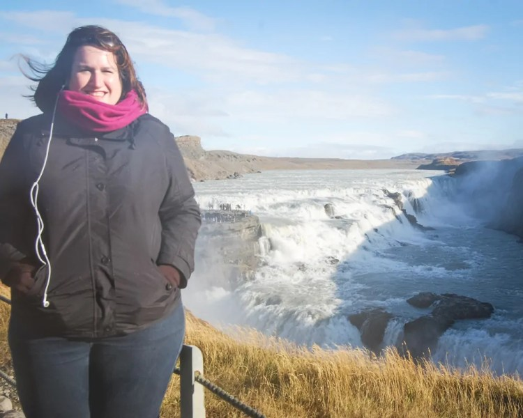 Iceland - Reykjavik - Gullfoss Stephanie Craig