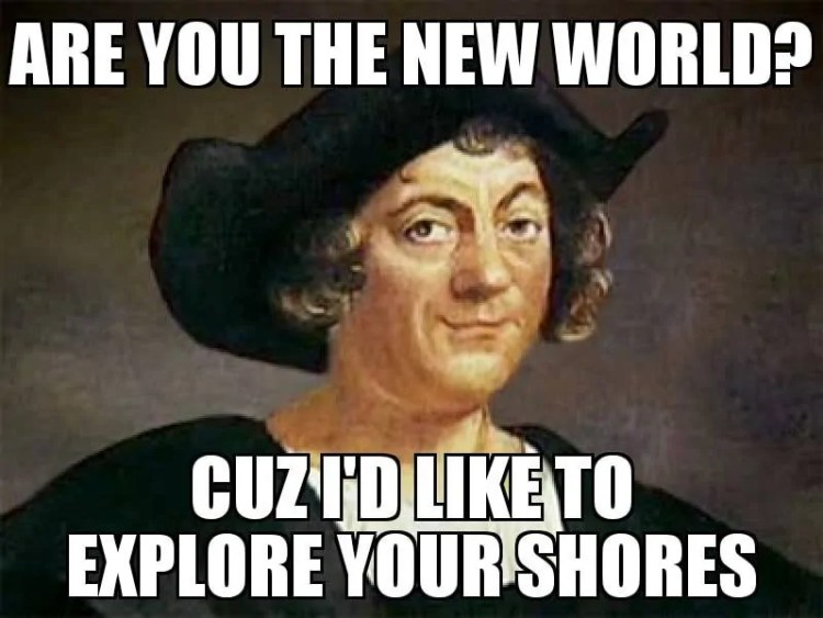 Christopher Columbus Meme