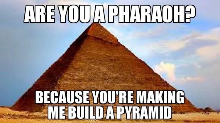 Valentine's Day History Meme Pyramid