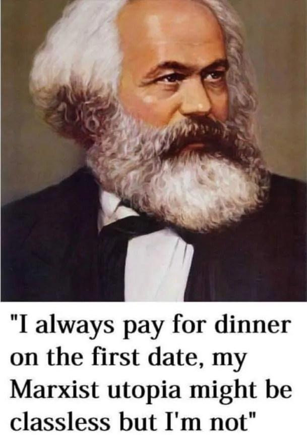 Karl Marx Meme