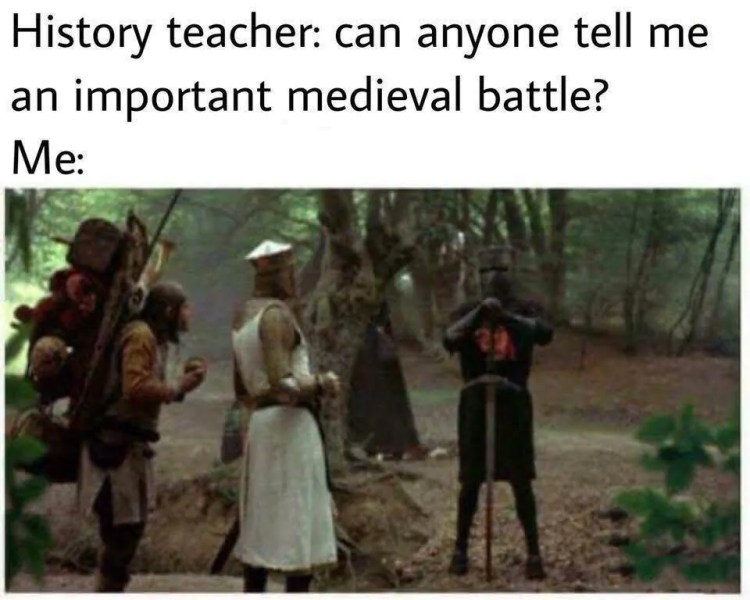 Medieval Battles Memes