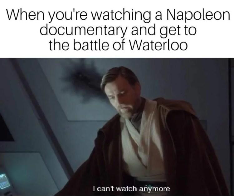 Waterloo memes