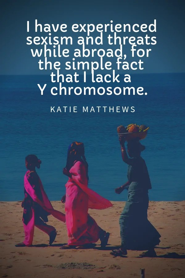 Solo Female Travel Quotes